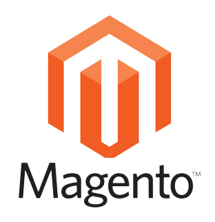 magento logo Web Design / Development