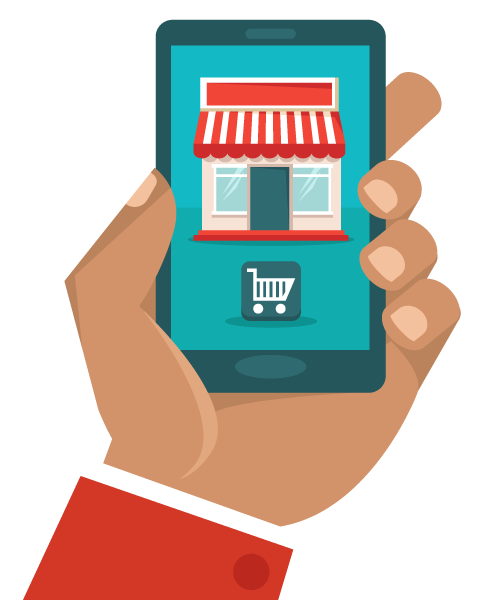 mcommerce Mobile Websites