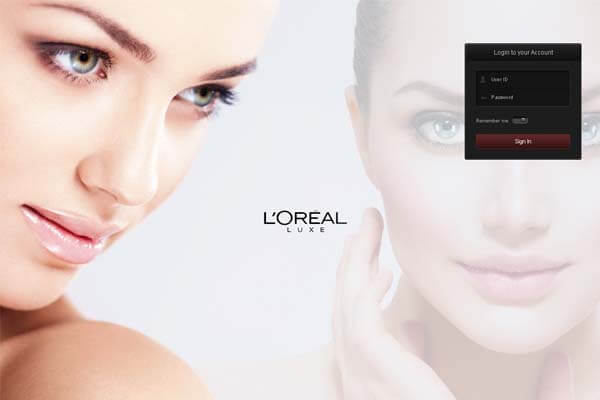 loreal1 Our work