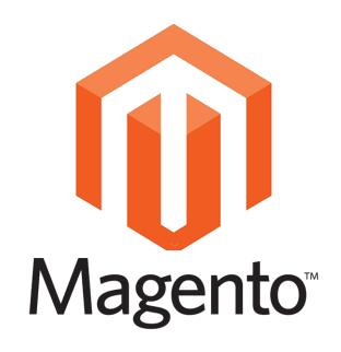 magento logo Web Design / Development