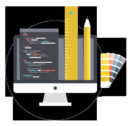 redesign Web Design / Development